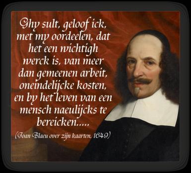 Meer weten over Johan Blaeu?